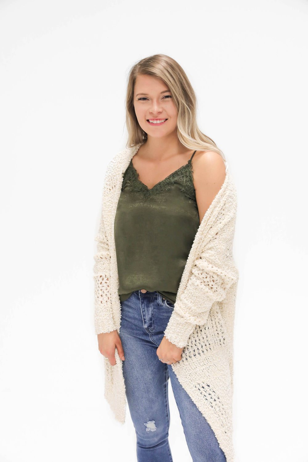 Autumn Crochet Cardigan