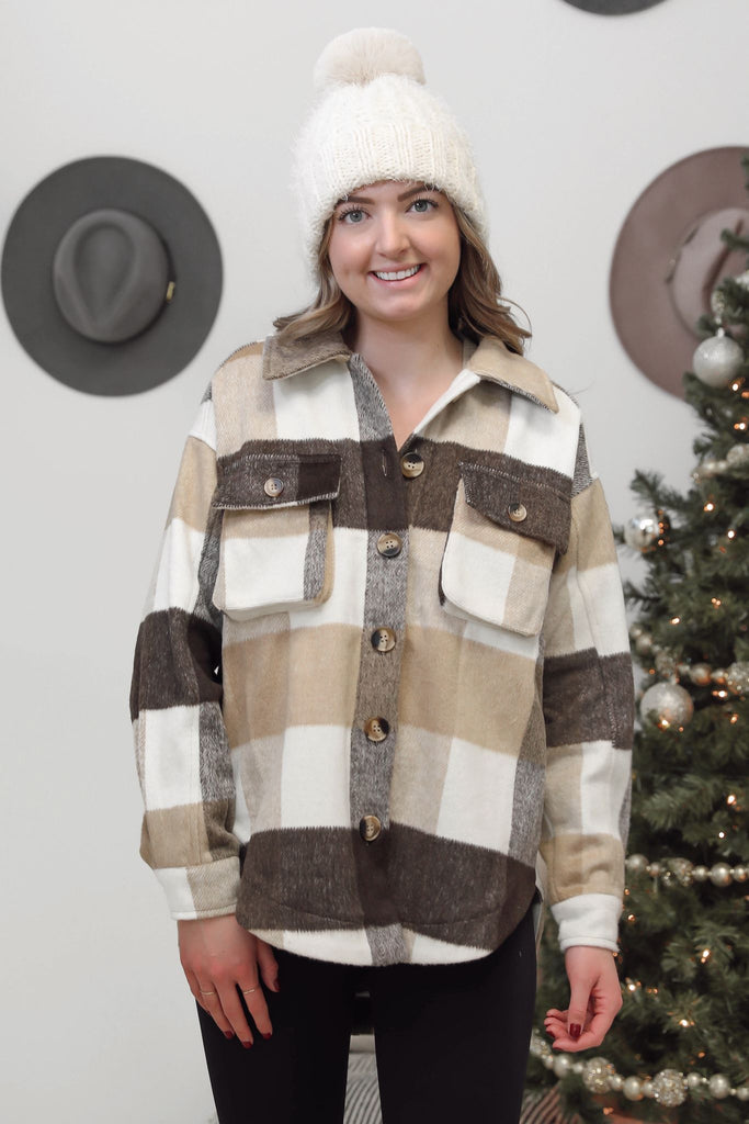 Cabin Flannel Shacket