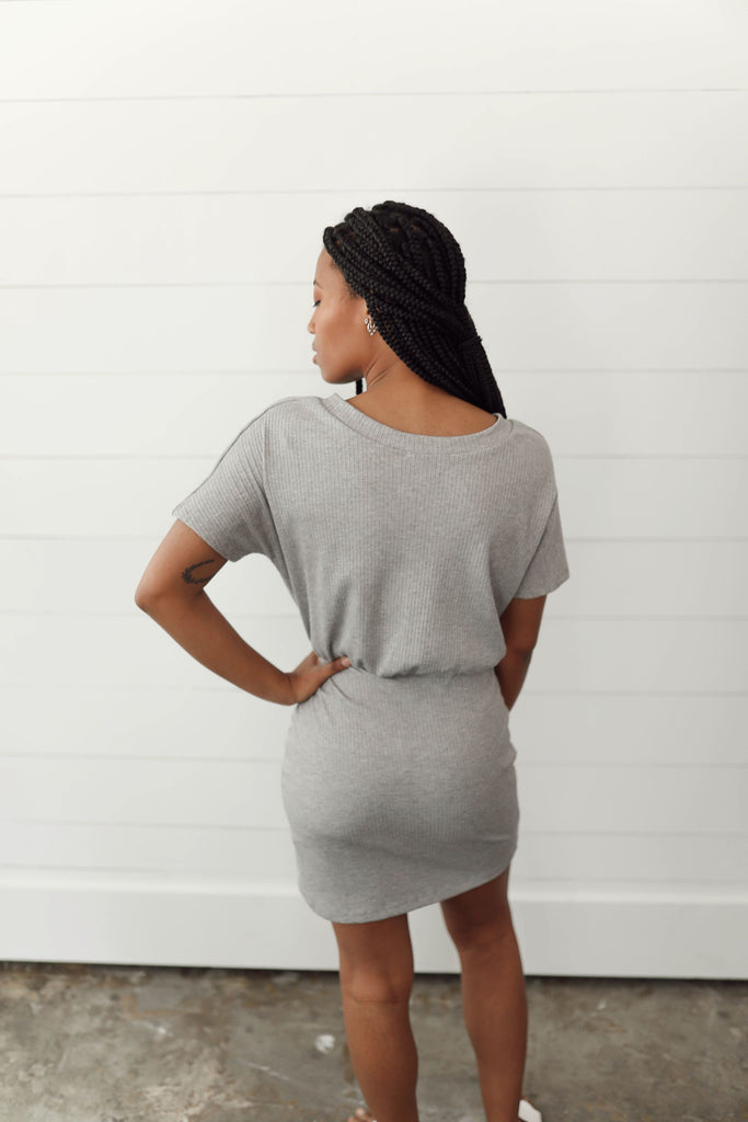 Call it What You Want Loose Top Bodycon Dress