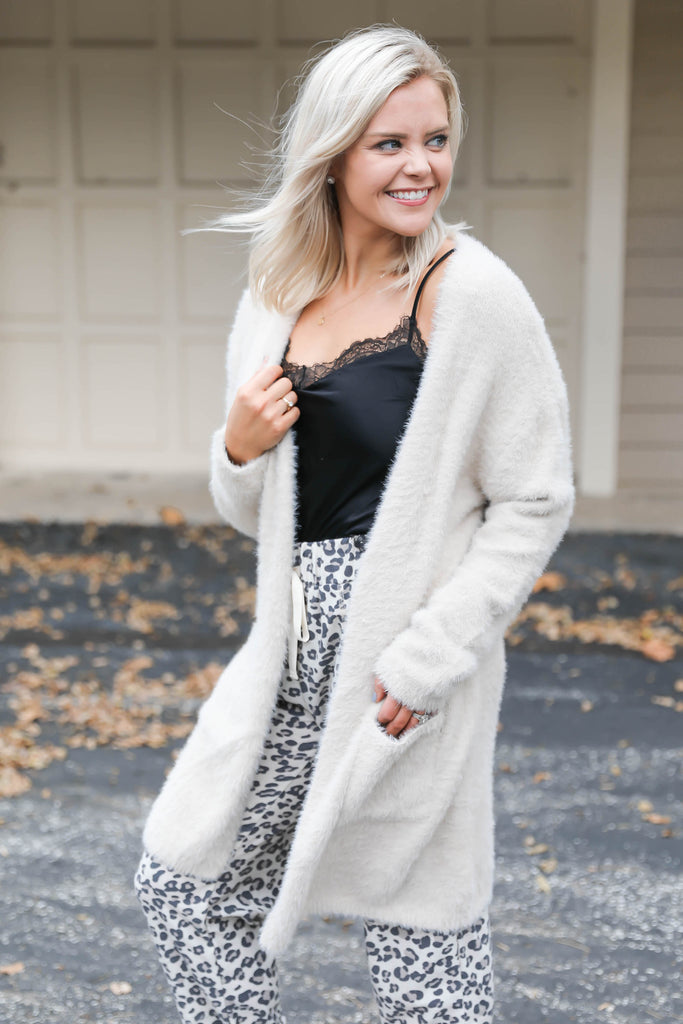 "Come Cuddle Cardigan ""Inspired by Shanna Hutcheson"""