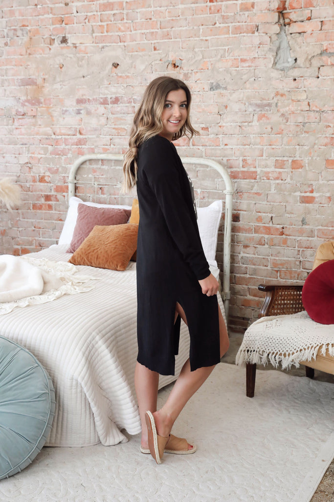 Courtney Duster - Black