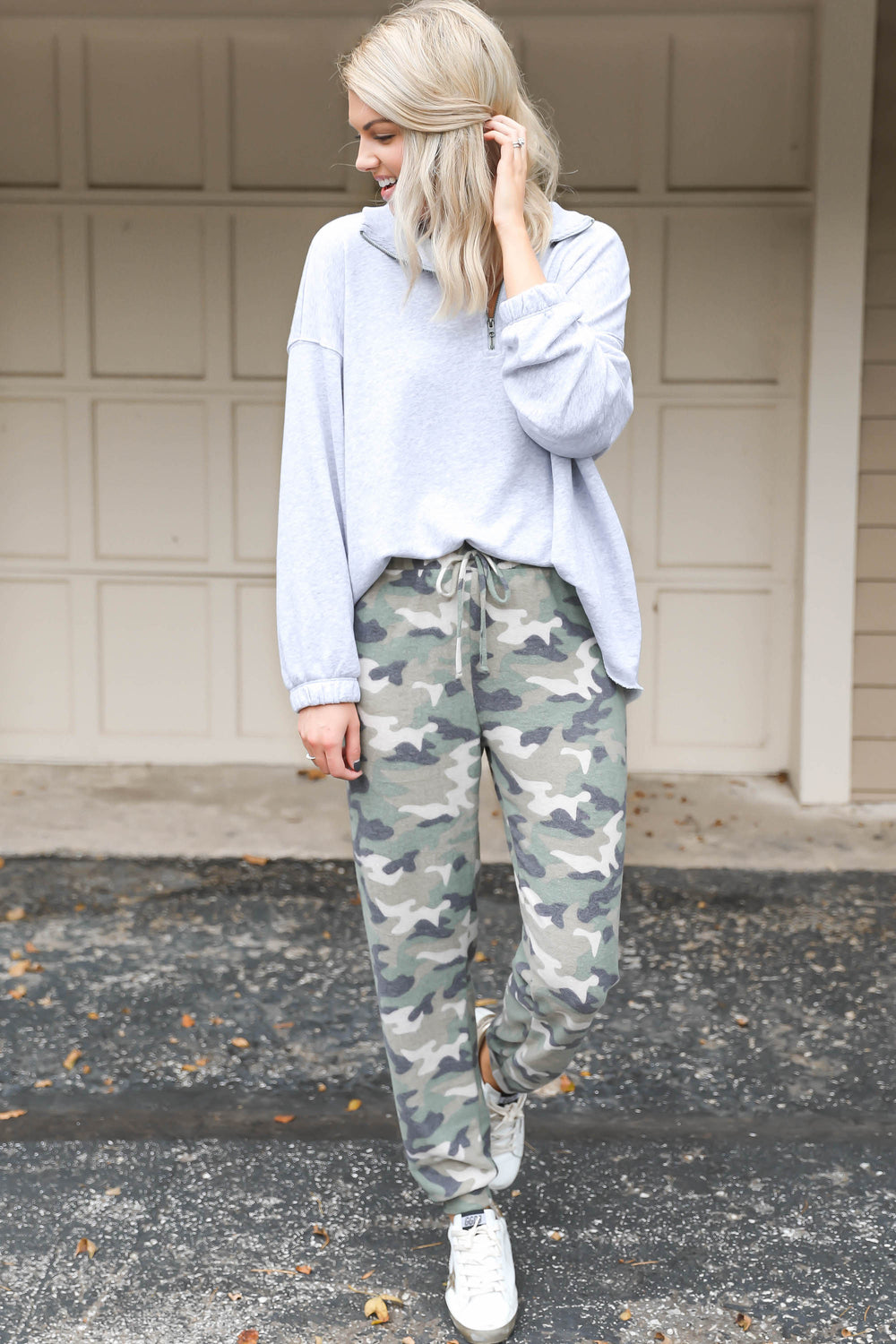 "Cozy in Camo Joggers ""Inspired by Shelby Ditch"""