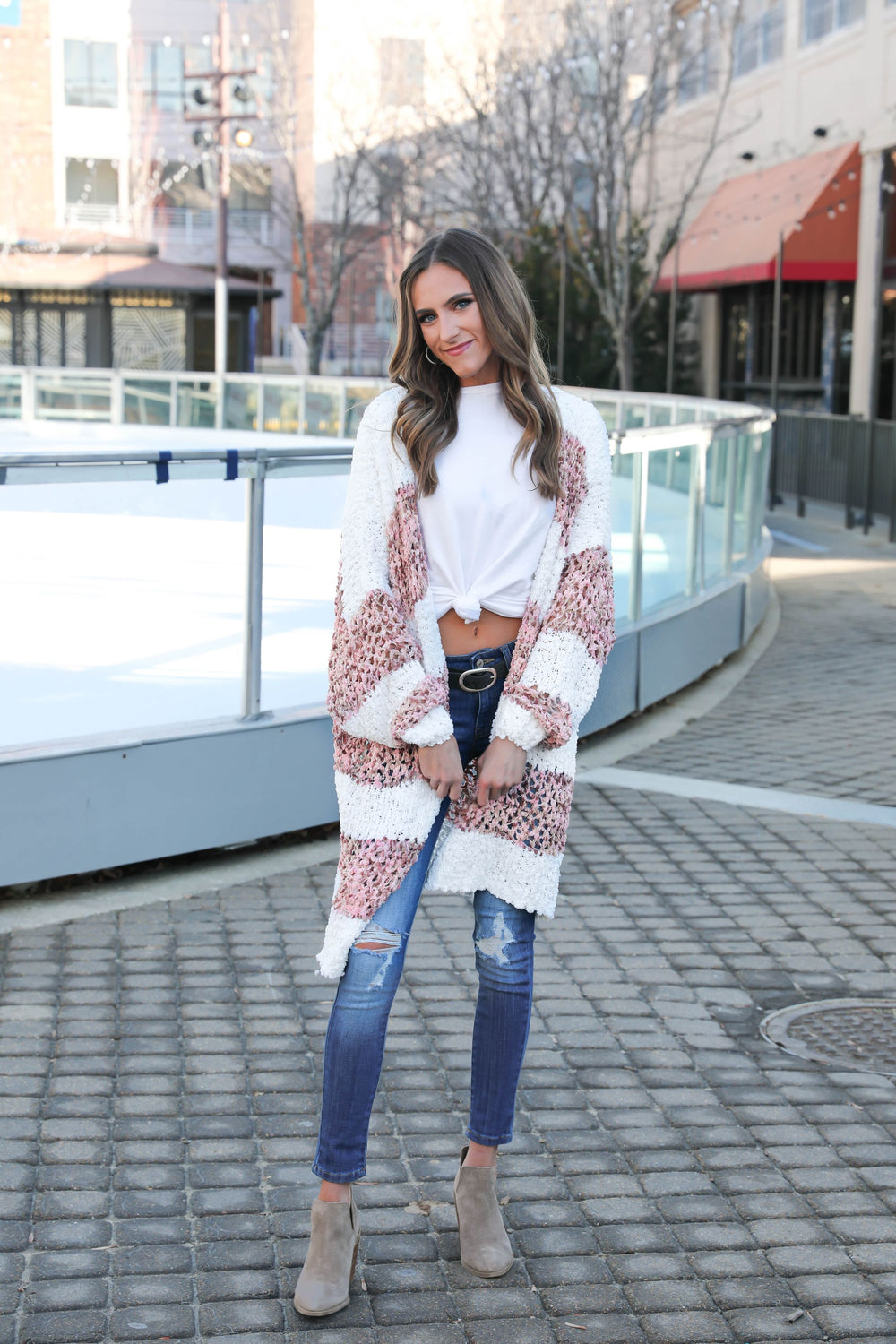 Enchanted Lightweight Cardigan
