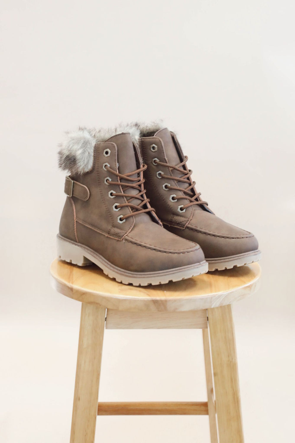 Explorer Lace Up Boots