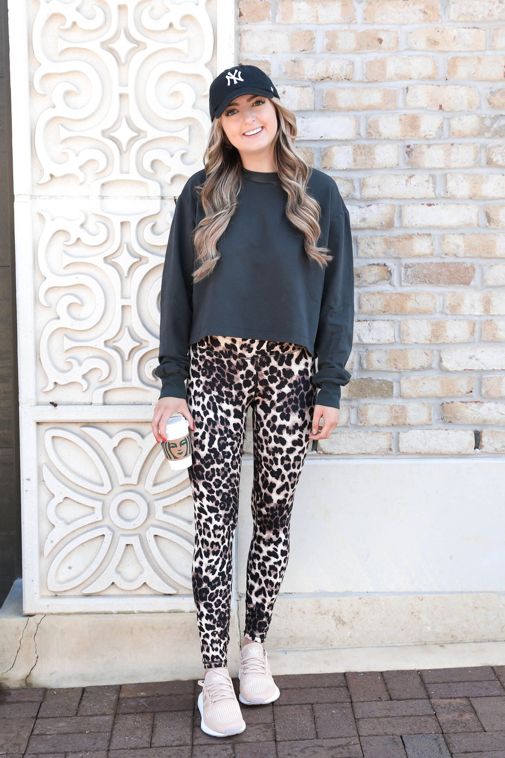 Live it Up Leopard Leggings