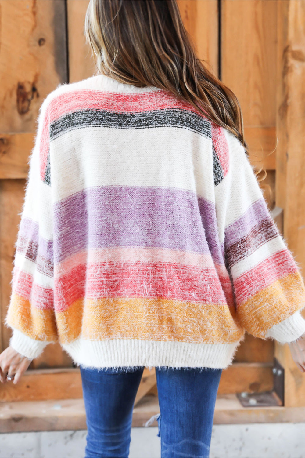 Pastel Dreams Sweater Inspired By Pam Carper x Kendra Scott