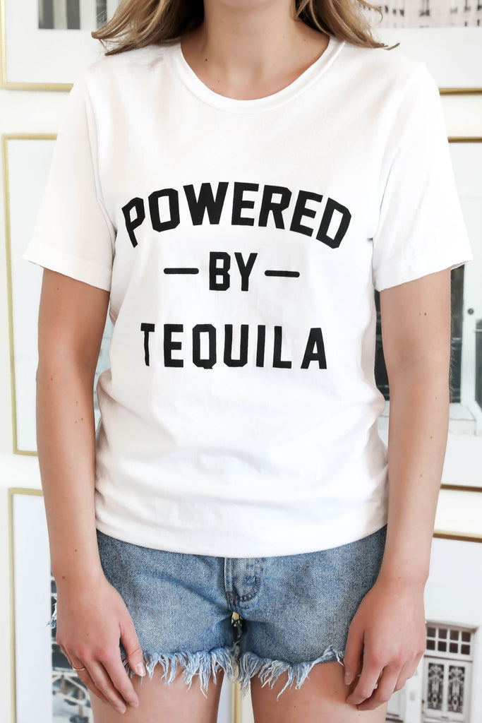 Powered by Tequila Graphic Tee