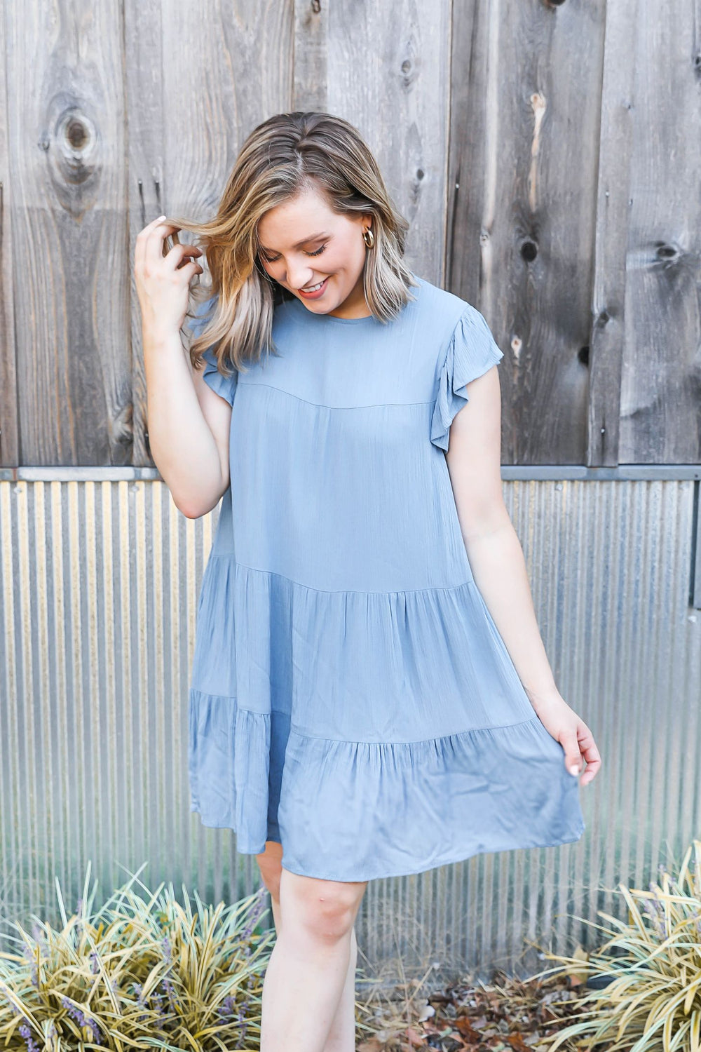Sky's the Limit Dress Inspired by Kendra Raymer x Kendra Scott