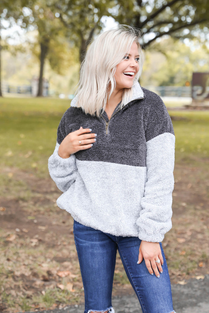 "Soothing Softly Pullover ""Inspired by Shanna Hutcheson"""