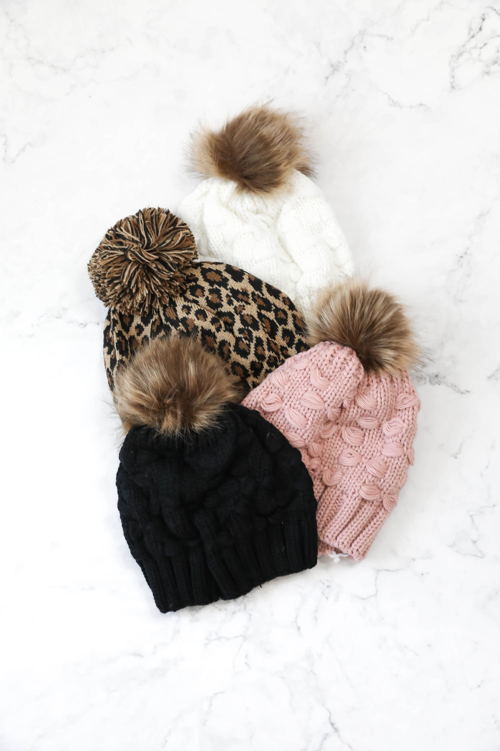 Wild and Free Leopard Beanie
