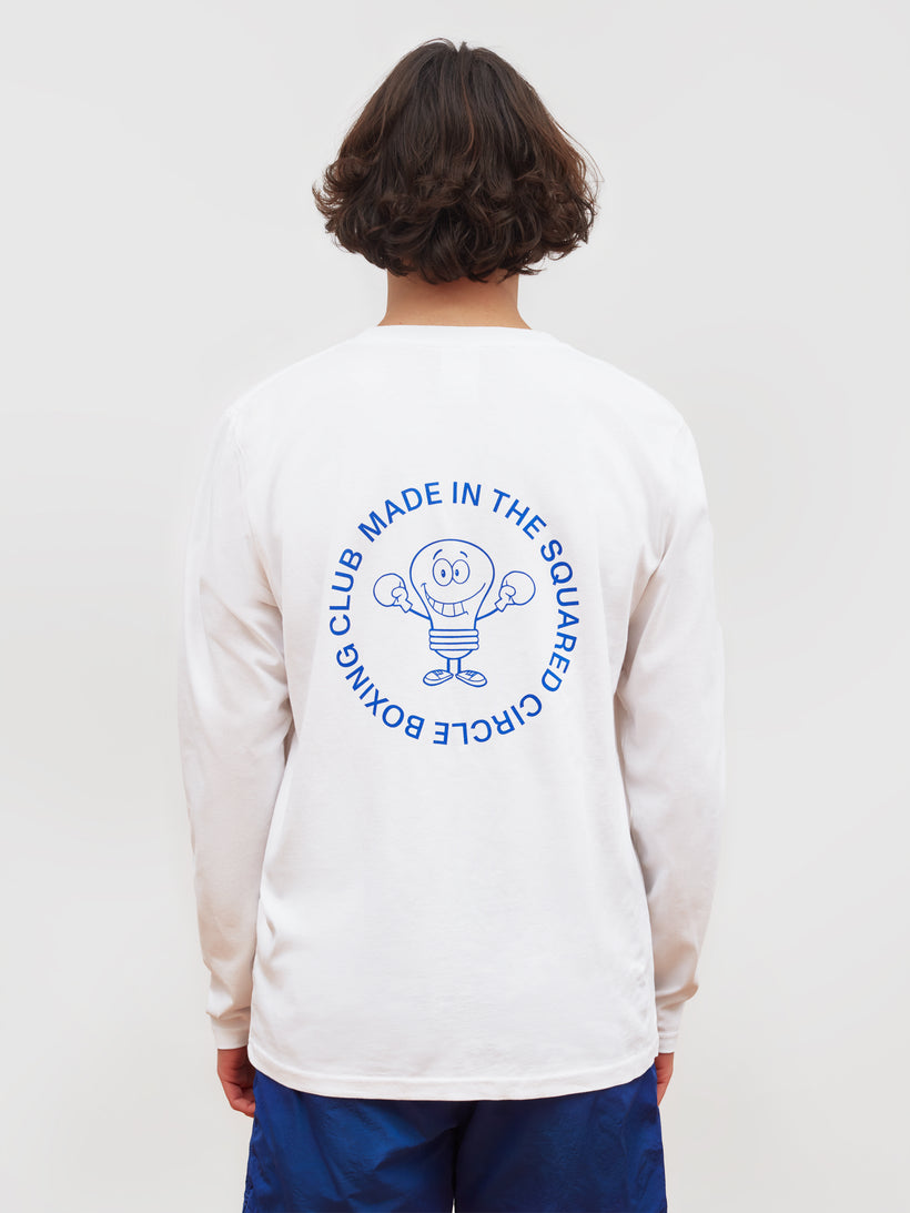 Blue Circle Longsleeve