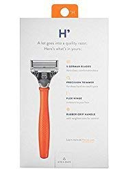 Harrys Razor 2X (5-blade Cartridges) - Bright Orange