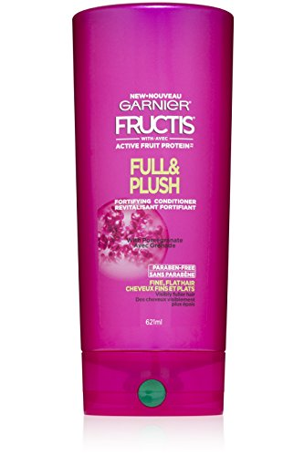 Garnier Hair Care Fructis Full & Plush Conditioner, 21 Fluid Ounce