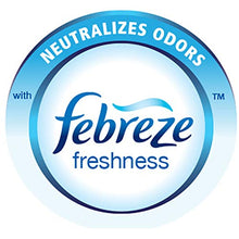Load image into Gallery viewer, Glad OdorShield Tall Kitchen Drawstring Trash Bags - Febreze Fresh Clean - 13 Gallon - 110 Count
