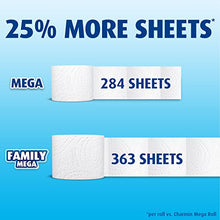 Load image into Gallery viewer, Charmin Ultra Strong Clean Touch Toilet Paper, Family Mega Roll, 24 Count Packaging May Vary