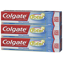 Load image into Gallery viewer, Colgate Total Whitening Toothpaste - 7.8 ounce (3 Count)