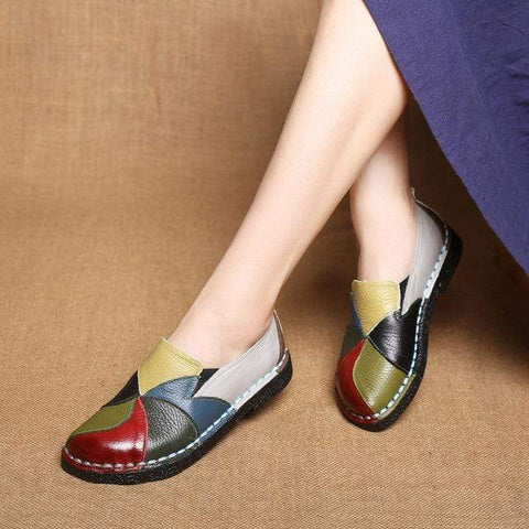 Comfortable Casual Loafers bunion corrector shoes