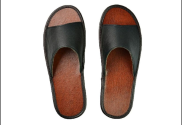 Leather Bunion Protective Sandals