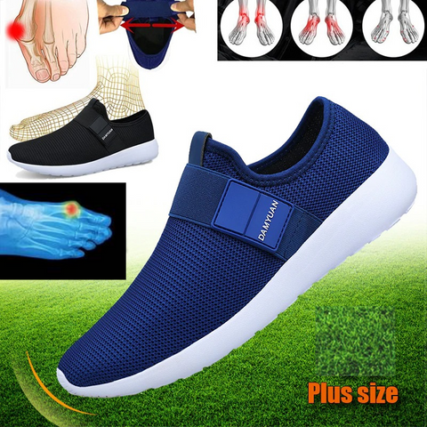Casual Men's Shoes for Bunions - Running Men's Shoes