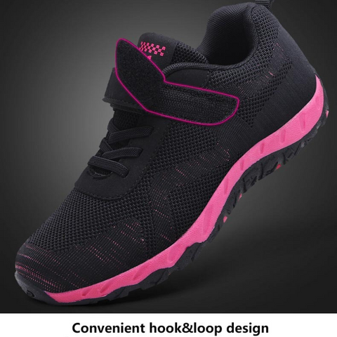 Cushioned Orthopedic Women's Walking Shoes