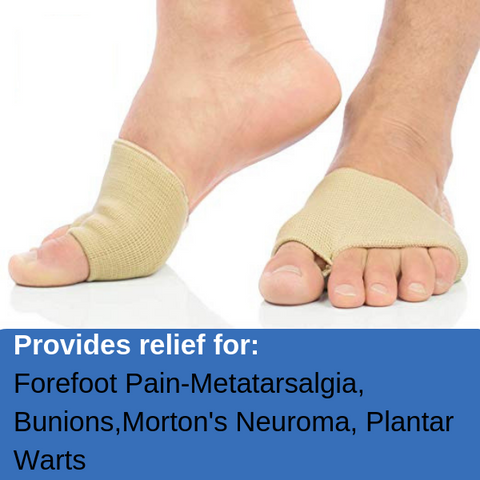 BunionFree™ Metatarsal Bunion Corrector Sleeve