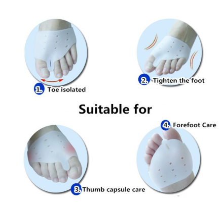 BunionFree™ Slip-On Bunion Corrector Sleeve