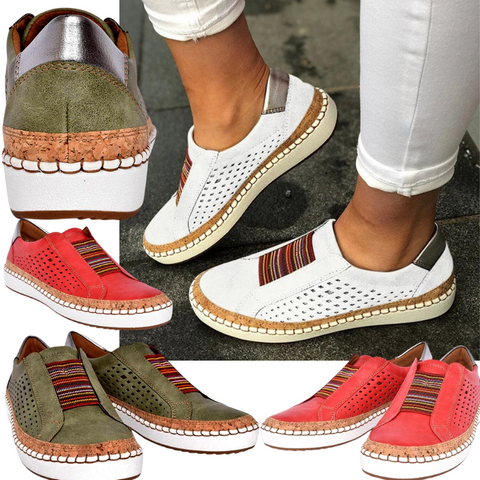 Slip-on Fashionable Women's Bunion Shoes