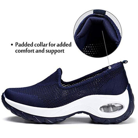 Comfy Shoes for Bunions with Arch Support