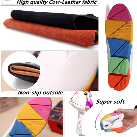 Stylish Genuine Leather Bunion Shoes for Women