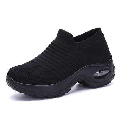 Breathable Mesh Air Cushion Orthopedic Sneakers - Bunion Free