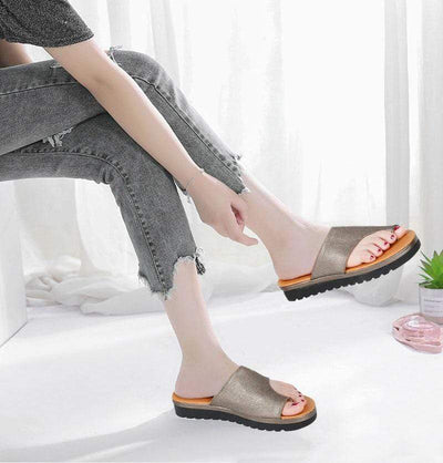 BunionFree™ Bunion Correction Sandals - Bunion Free