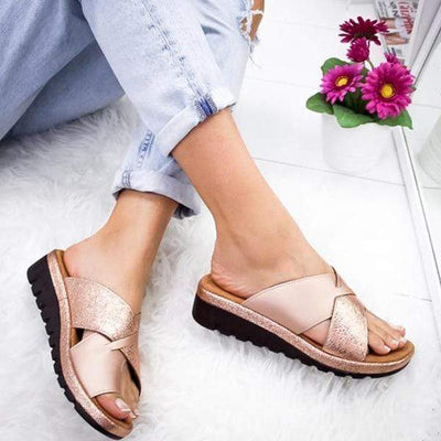 BunionFree™ Comfy Summer Sandals - Bunion Free