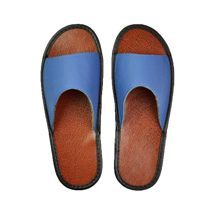 Leather Bunion Protective Sandals - Bunion Free