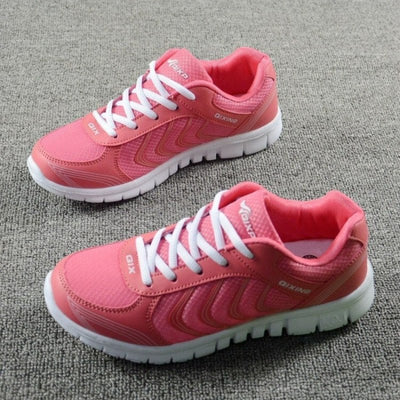 Mesh Breathable Walking Tennis Shoes for Women - Bunion Free