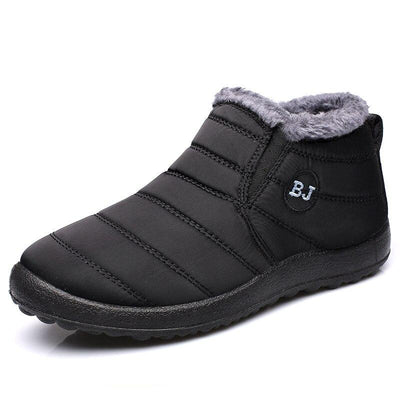 Women's Waterproof Snow Boots Foot Warmer Shoes for Bunions - Bunion Free
