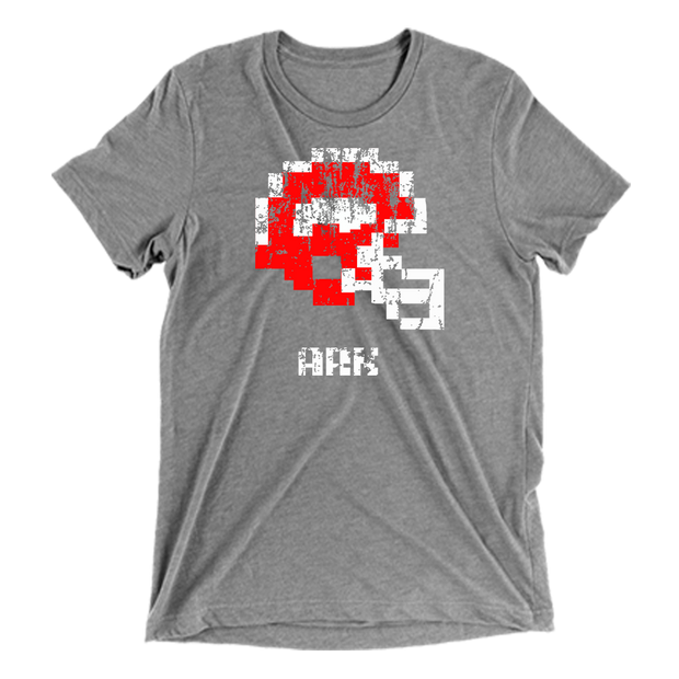 arkansas razorbacks tecmo bowl shirts