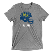 tecmo bowl shirt - west virginia