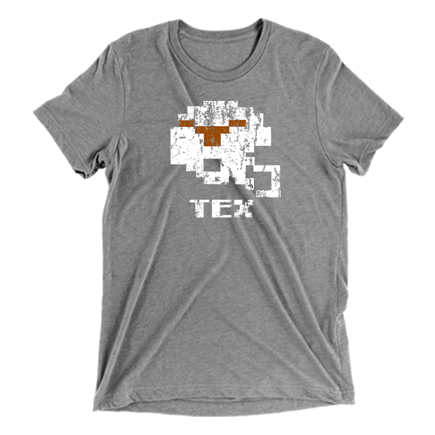 Longhorns | Tecmo Bowl Shirt