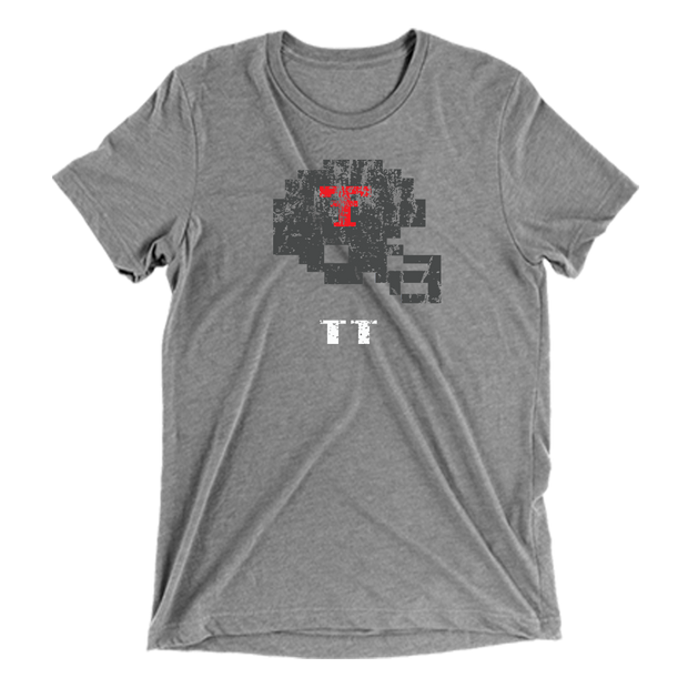 tecmo bowl shirt - texas tech