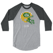 Green Bay Packers | Tecmo Bowl Raglan Shirt