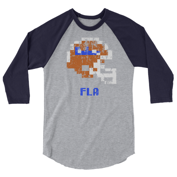 Florida Gators | Tecmo Bowl Raglan Shirt
