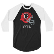 Atlanta Falcons | Tecmo Bowl Raglan Shirt