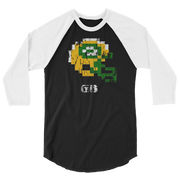 GB Packers | Tecmo Bowl Raglan Shirt