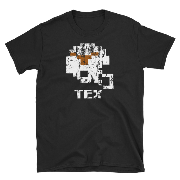 Texas Longhorns | Tecmo Bowl Shirt