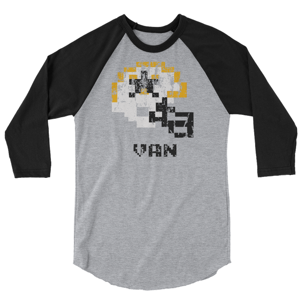 VANDY | Tecmo Bowl Raglan Shirt