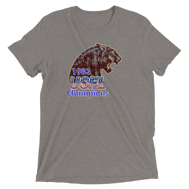 Mich. Panthers | USFL Retro t-shirt