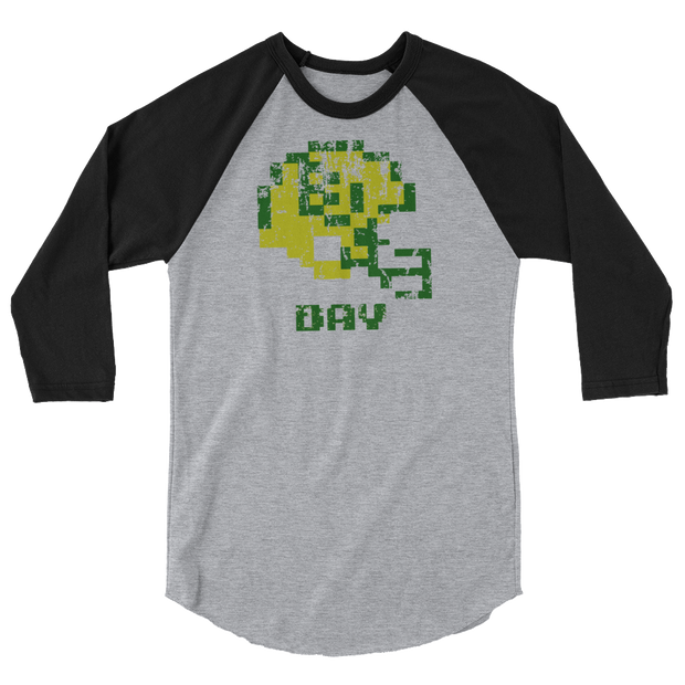 Bay Bears | Tecmo Bowl Raglan Shirt