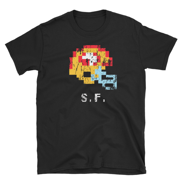 tecmo bowl shirt SF 49ers