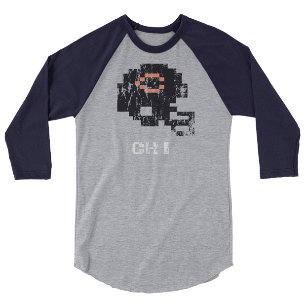 Chicago Bears | Tecmo Bowl Raglan Shirt