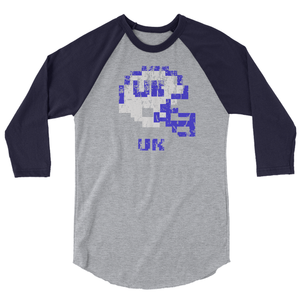 Kentucky Wildcats | Tecmo Bowl Raglan Shirt